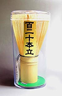 Tokyo Matcha Selection - Chasen Bamboo Tea Whisk 120 for Matcha Mixer Tea Ceremony [Standard ship by SAL: NO tracking number]