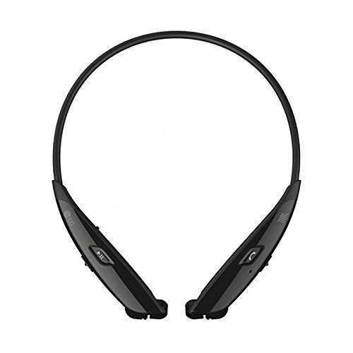 Click to buy LG Electronics Tone Ultra HBS-810 Bluetooth Wireless Stereo Headset - Retail Packaging - Black - From only $84.95