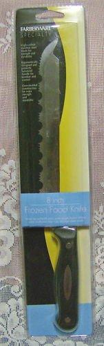 "New 13"" Long Farberware Specialty Kitchen Knife Frozen Food Knife 8"" Blade"