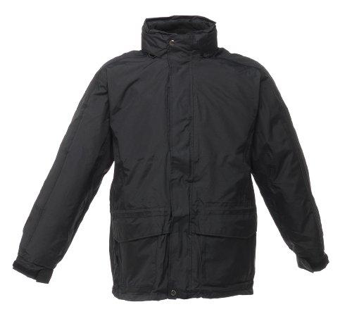Regatta Mens Benson 3in1 Jacket Black 3XL