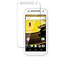 Vphone Enterprises Premium Tempered glass Screen Guard for Moto E2 2nd Generation
