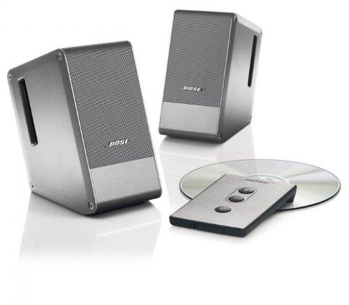 Bose® Computer MusicMonitor® (Metal Silver)