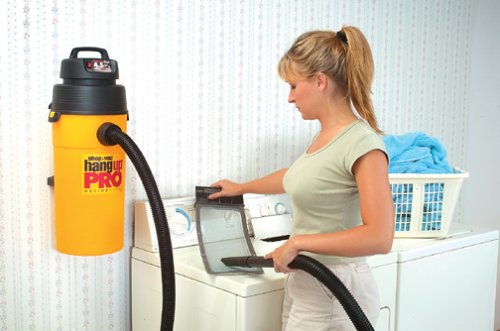 Shop-Vac 9520262 5-Gallon 4.5-Peak HP Hang Up Wall Mounted Wet/Dry  Vacuum