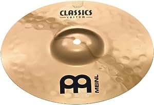 Meinl Cymbals CC8S-B Classics Custom Serie 20,32cm (8 Zoll) Splash Brilliant Finish