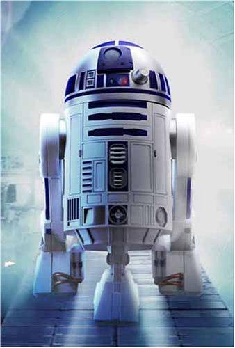 iPhoneで操作する実物大の「R2-D2」が誕生(動画)