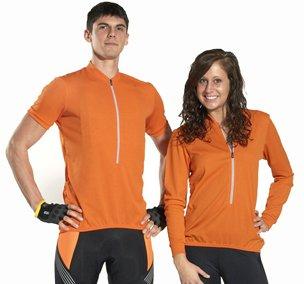 Cycling Jersey Biking Shirt Bike Jersey - 5 Colors - Made in USA