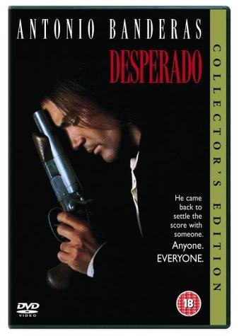 Desperado [DVD] [2011]