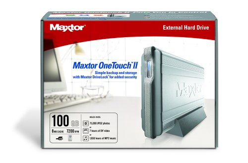 how to connect maxtor external hard drive