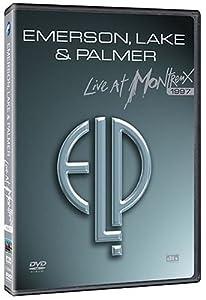 Emerson Lake & Palmer: Live at Montreux 1997 [Import USA Zone 1]