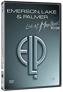 Emerson Lake & Palmer: Live at Montreux 1997 [Import USA Zone 1]