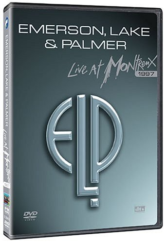 Emerson Lake & Palmer - Live at Montreux