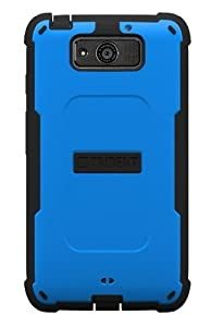 Trident Cyclops Case for Motorola Droid Maxx - Retail Packaging - Blue