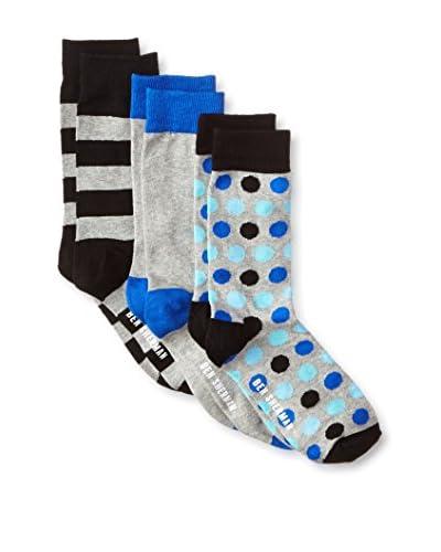 Ben Sherman Men's Socks - 3 Pack