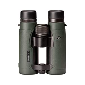 Vortex Optics (Sheltered Wings) Talon Binocular HD 8 x 42, Sleek