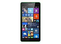 Vogueshell Tempered Glass Screen Guard Protector for Nokia Lumia 535