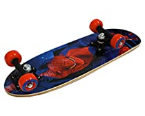 Spiderman Street Flyers 21-Inch Skateboard, Multi Color