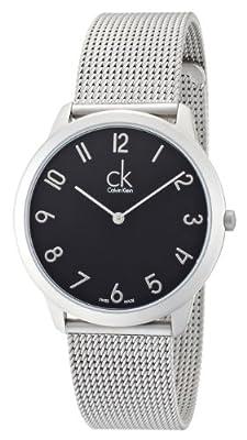 Calvin Klein ck Minimal Mesh Mens Watch K3M51151