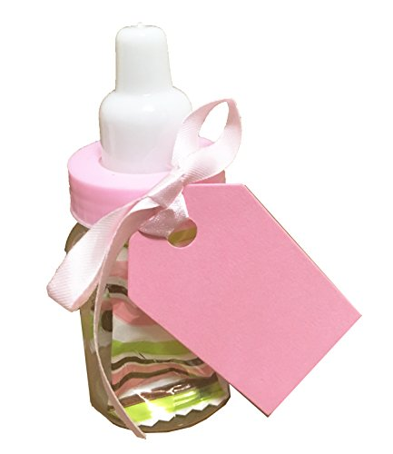 Charmed-Baby-Bottle-Shower-Favor3-Inches-Pink-2-Dozen