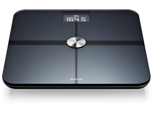 Withings 多機能体重計 WS-50 Smart Body Analyzer 【並行輸入】