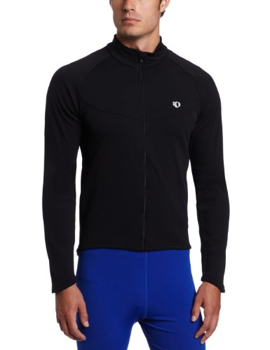 Pearl Izumi Men's Select Thermal Jersey, Black, Medium Picture