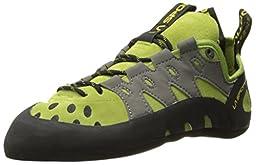 La Sportiva Tarantulace Climbing Shoe Kiwi / Grey 43