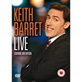 Keith Barret - Live [DVD] [2005]by Rob Brydon