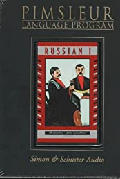 Russian I - 2nd Ed. (Pimsleur Language Program)