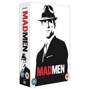 Mad Men - Seasons 1-4 [Import anglais]
