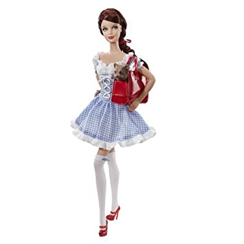 Barbie Collector # R4522 Dorothy Wizard of Oz - Miss Dorothy Gale by Mattel
