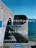 echange, troc Philip Jodidio - Contemporary European architects