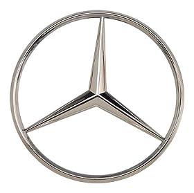 OES Genuine Mercedes-Benz Trunk Star Emblem
