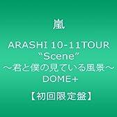"ARASHI 10-11TOUR""Scene""~君と僕の見ている風景~ DOME+  【初回限定盤】 [DVD]"