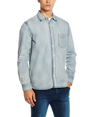 Cheap Monday Camisa Hombre  Turquesa S