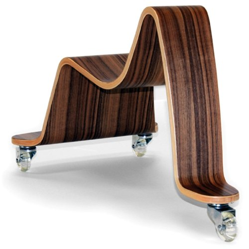 Svan Creativity Cruiser Ride On Toy - Walnut