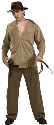 Indiana Jones Muscle Chest Costume