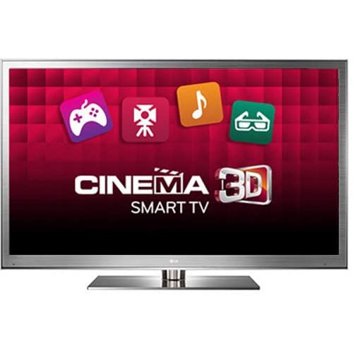 TV 3D 65 pouces LG ELECTRONICS72LM950VARGENT72\