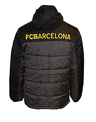 Fc Barcelona Jacket Light Down Padded Adults New Season 2015-2016