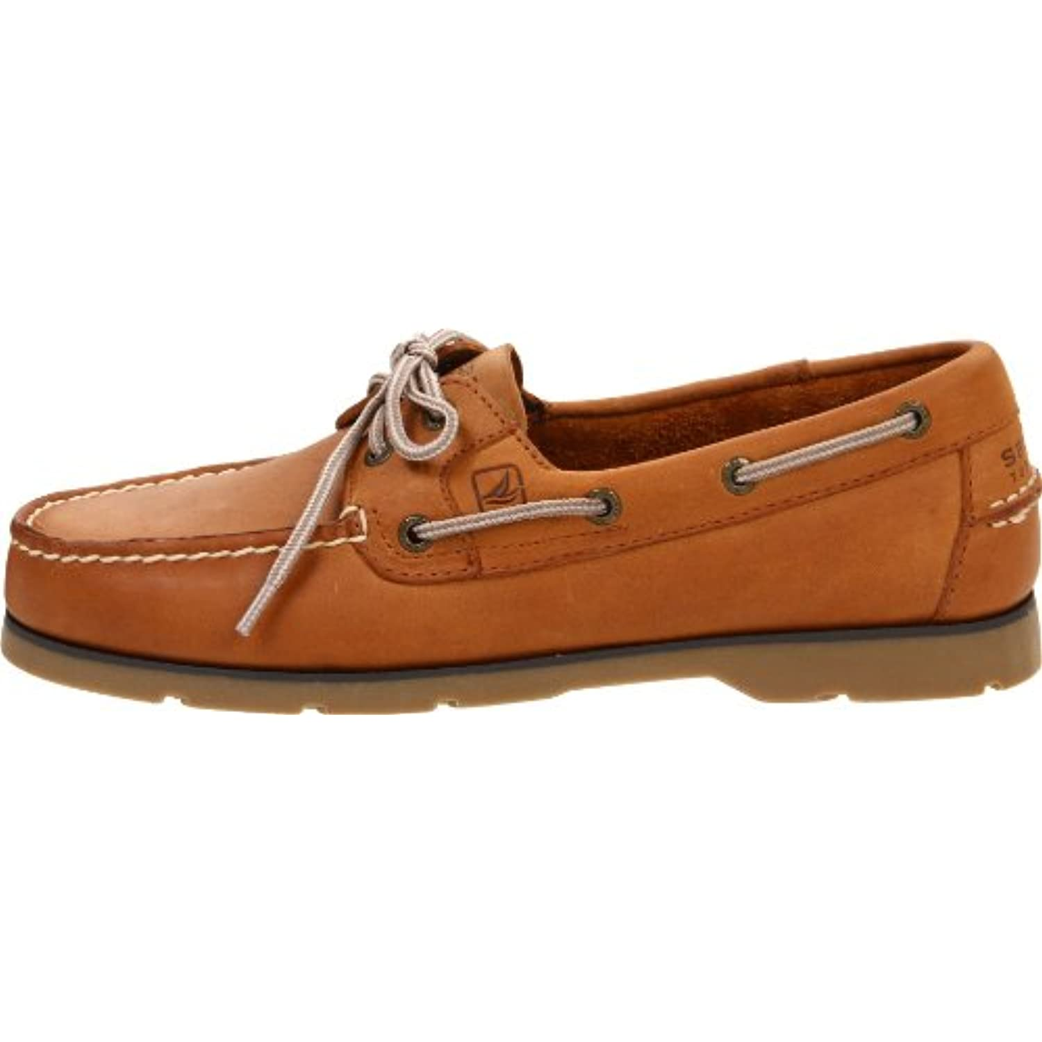 Sperry Top Sider Leeward 2-Eye Hombre US 9 Beis Zapatos del Barco hPKyQ