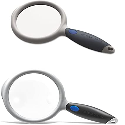 2-X-Bausch-&-Lomb-Handheld-Led-Magnifier