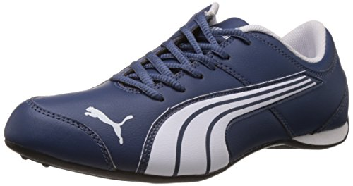 Puma-Mens-Treadstone-DP-Blue-Casual-Sneakers-9-UKIndia-43-EU