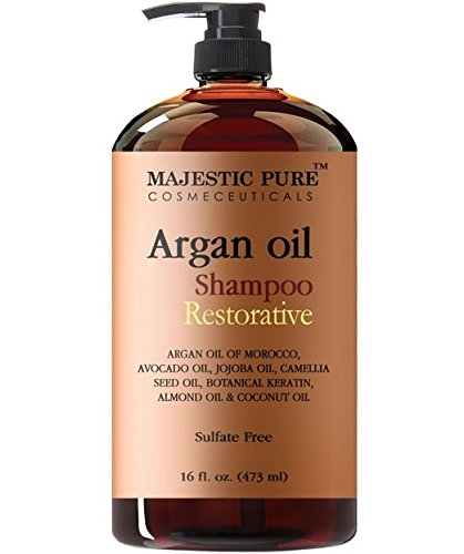 Majest Pure - Organic Hair Growth Shampoo