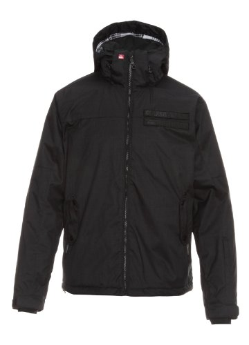 Quiksilver Player Men's Jacket Black Small