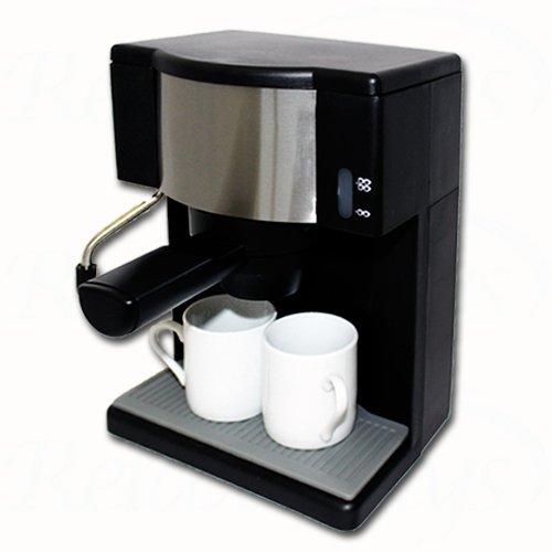 mini kaffeemaschine express kaffee 2 tassen test 2012. Black Bedroom Furniture Sets. Home Design Ideas