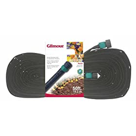 Gilmour Weeper/Soaker Hose 50-Foot 27050G