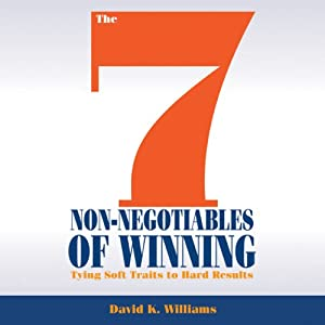 The 7 Non-Negotiables of Winning Audiobook