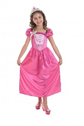 Barbie Prinzessin 3 Kinder Kostüm – 3 bis 5 Jahre jetzt bestellen