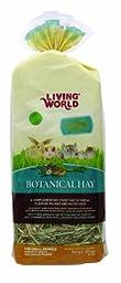 Living World Botanical Hay, 20-Ounce