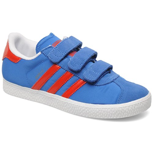 Adidas Gazelle CF 2 C Blue Red Kids