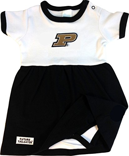 Purdue Boilermakers Baby Onesie Dress (Purdue Baby Clothes compare prices)