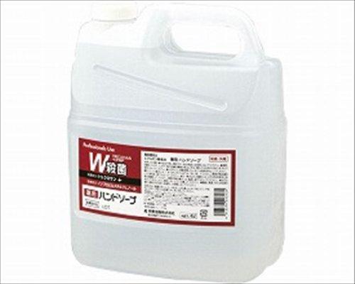 ファーマアクト W殺菌薬用ハンドS 4L
